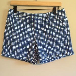 Tommy Hilfiger blue & white shorts